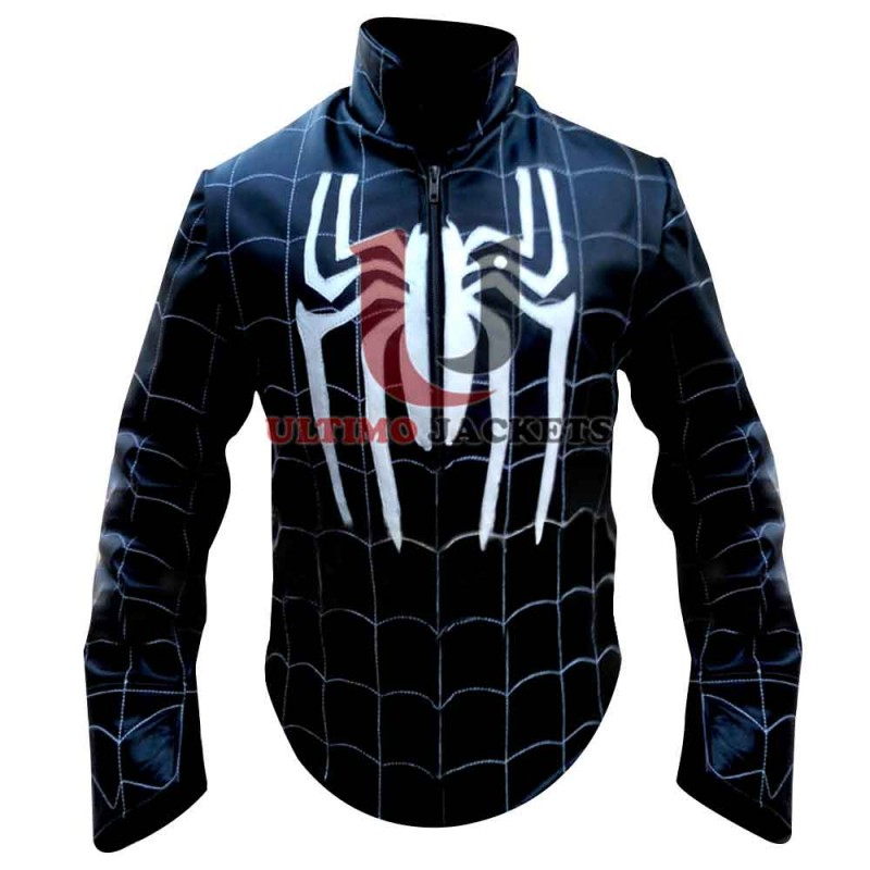 Spiderman-Peter-Parker-Leather-Jacket-ultimo-jackets-front-800×800